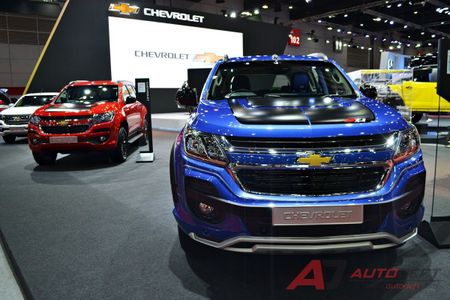 Chevrolet Trailblazer them ban cao cap Z71, gia hon 1y dong - Anh 3