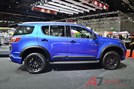 Chevrolet Trailblazer them ban cao cap Z71, gia hon 1y dong - Anh 5