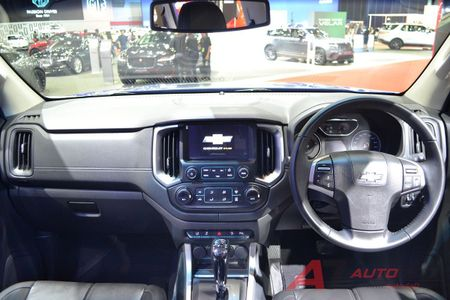 Chevrolet Trailblazer them ban cao cap Z71, gia hon 1y dong - Anh 6