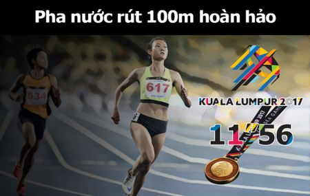 Nu hoang toc do Tu Chinh 'xe gio' gianh 2 HCV SEA Games danh gia - Anh 2