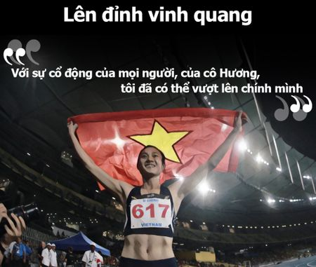 Nu hoang toc do Tu Chinh 'xe gio' gianh 2 HCV SEA Games danh gia - Anh 5