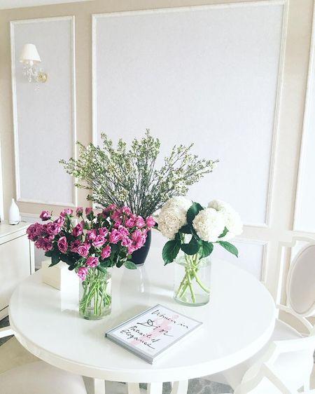 Tro tai cam hoa cuc kheo, HH Pham Huong goi y nhung cach trang tri nha tuyet dep - Anh 2