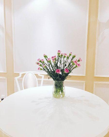 Tro tai cam hoa cuc kheo, HH Pham Huong goi y nhung cach trang tri nha tuyet dep - Anh 7
