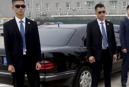 Trung Quoc: Cung cap dich vu thue ve sy nhu goi taxi Uber - Anh 1