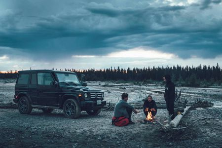 Mercedes-Benz G-Class lay dong cam quan qua khoanh khac 'vang' - Anh 11
