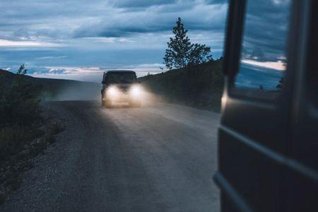 Mercedes-Benz G-Class lay dong cam quan qua khoanh khac 'vang' - Anh 13