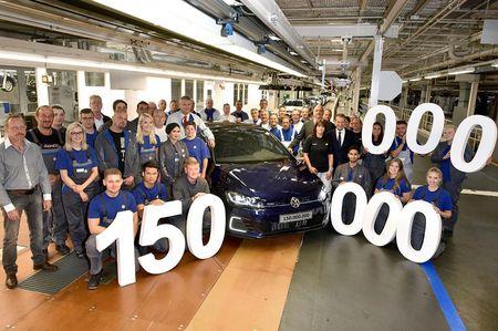 Chiec xe Volkswagen thu 150 trieu xuat xuong sau hon 80 nam - Anh 1