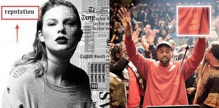 Taylor Swift chinh thuc tuyen chien Kanye West day tham thuy bang album moi? - Anh 2