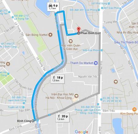 Ha Noi: Ten trom xe may bi dan vay bat sau 12 vong bo chay quanh khu pho Dinh Cong - Anh 2