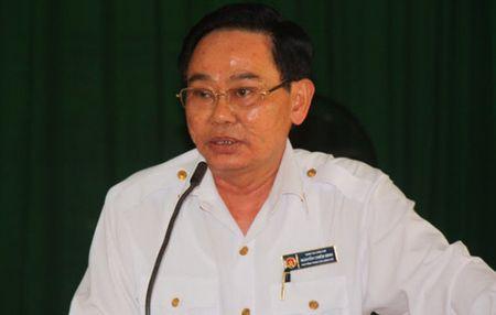 Nguyen Pho Tong Thanh tra CP: 'Toi se lam don kien nghi thanh tra ro viec nay' - Anh 1