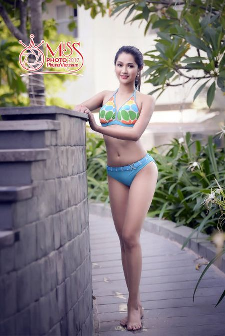 Thi sinh Miss Photo 2017: Ha Thi Thao - Anh 3