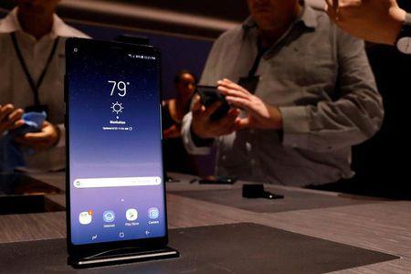 Galaxy Note 8 se co phien ban gia re di kem RAM 4 GB - Anh 1