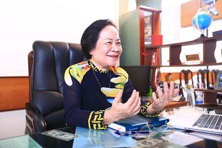 Ba Pham Thi Viet Nga thoi chuc Tong giam doc Duoc Hau Giang - Anh 1