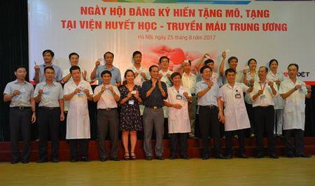 Gan 500 thay thuoc Vien Huyet hoc - Truyen mau Trung uong dang ky hien tang - Anh 2