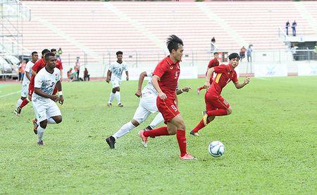 U22 Viet Nam that bai: He qua cua hanh trinh sai lam - Anh 1
