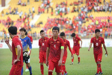 U22 Viet Nam that bai: He qua cua hanh trinh sai lam - Anh 3