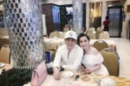 Bao Duy khoe anh cuoi lang man voi nguoi vo thu 3 - Anh 14