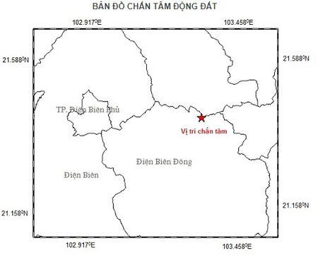 Vien Vat ly Dia cau van dang theo doi dien bien dong dat o Dien Bien - Anh 1
