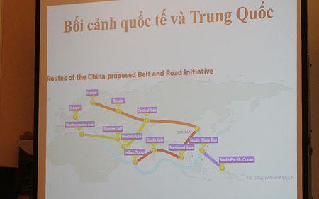 Trien vong hop tac Viet-Trung tu sang kien 'Vanh dai va Con duong' - Anh 5
