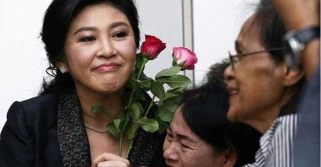 Cuu Thu tuong Thai Lan Yingluck 'da sang Dubai' - Anh 1
