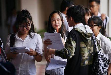 Tuyen sinh dai hoc 2018: Lai lo chuyen cai cach - Anh 1