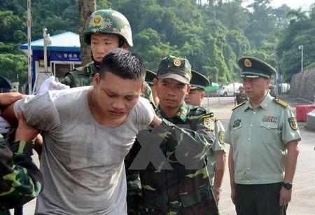 Trung Quoc ban giao cho Viet Nam 2 doi tuong co lenh truy na dac biet - Anh 1