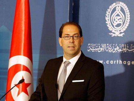 Thu tuong Tunisia Chahed thong bao ke hoach cai to noi cac lon - Anh 1