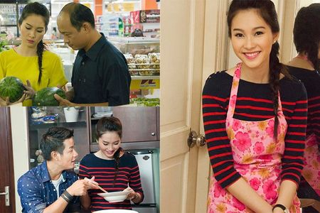 Day la ly do chang trai nao cung muon cuoi HH Thu Thao - Anh 11