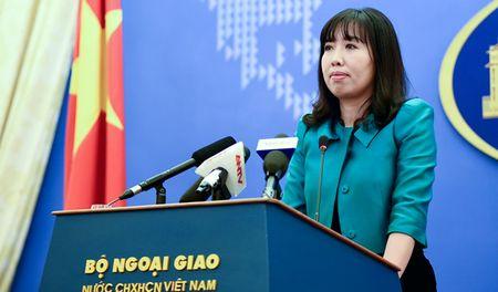 Yeu cau Trung Quoc ton trong chu quyen cua Viet Nam doi voi quan dao Hoang Sa - Anh 1