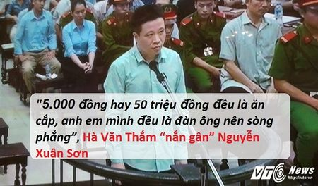 Xet xu Ha Van Tham: Tham 'nan gan' Son, '5.000 dong hay 50 trieu dong deu la an cap' - Anh 1