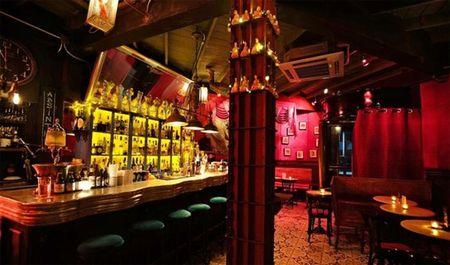 Di bar phong cach o Bangkok - Anh 1