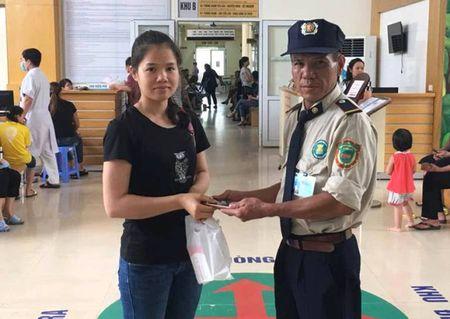 Quang Ninh: Benh nhan nhan lai hang chuc trieu dong sau khi bi mat - Anh 1