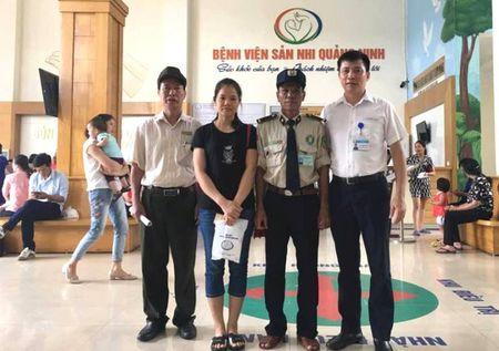 Quang Ninh: Benh nhan nhan lai hang chuc trieu dong sau khi bi mat - Anh 2