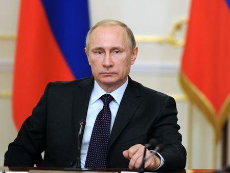 "TT Putin canh bao ""tham hoa toan cau"" neu dung quan su voi Trieu Tien - Anh 1"