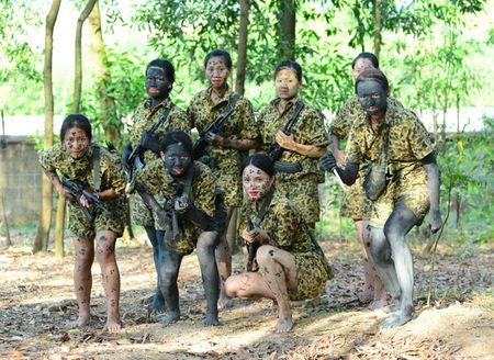Huong Giang Idol cuc 'lay' trong loat anh 'nha hang' Sao Nhap Ngu mua 4 - Anh 15