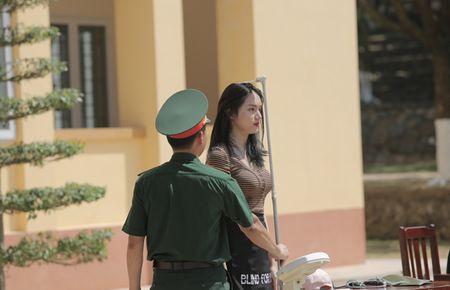 Huong Giang Idol cuc 'lay' trong loat anh 'nha hang' Sao Nhap Ngu mua 4 - Anh 1