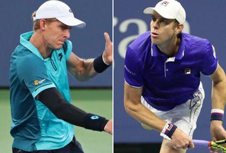 Anderson - Querrey: 'Dan' ban lien hoi 4 set, 3 lan 'dau sung' (Tu ket US Open) - Anh 1