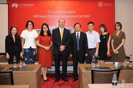 Khoi dong chien dich tim kiem Dai su sinh vien Study Adelaide 2017 - Anh 2