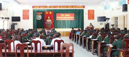 Quan khu 5 tap huan nghiep vu cong tac phu nu - Anh 1