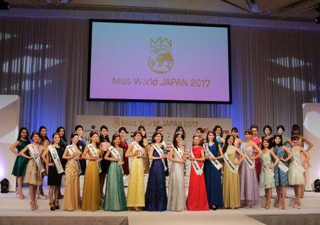 Nhan sac 21 tuoi dang quang Hoa hau the gioi Nhat Ban 2017 - Anh 6
