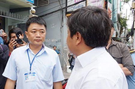 Ong Doan Ngoc Hai de xuat dieu chuyen 1 Pho chu tich phuong - Anh 1