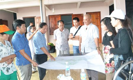 Khao sat san pham du lich lang nghe va xay dung cac tour, tuyen moi tai cac huyen phia Bac tinh Binh Dinh - Anh 1