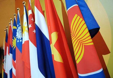 Khai mac Hoi nghi Bo truong Kinh te ASEAN lan thu 49 o Philippines - Anh 1