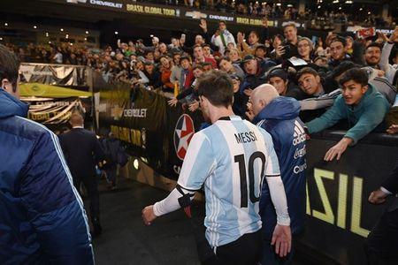 Sa sut phong do, tuyen Argentina nguy co vang mat o World Cup 2018 - Anh 1