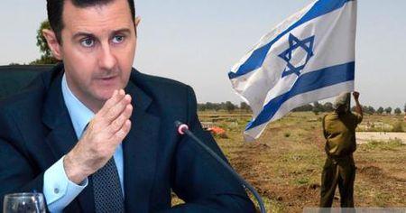 Thua nhan chien thang cua Assad, Israel lam nguy? - Anh 1