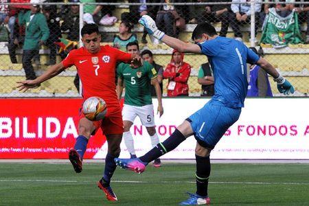 Sau luot 16 vong loai World Cup Nam My: Bat ngo mang ten Peru - Anh 1