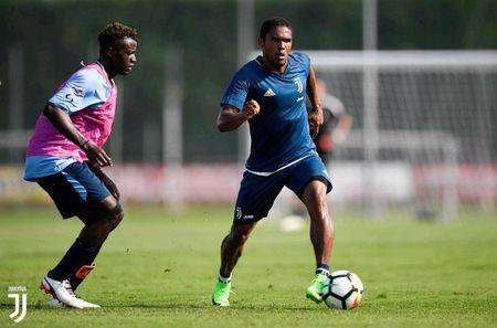 Juventus miet mai dau tap chuan bi cho man tro lai Serie A - Anh 3