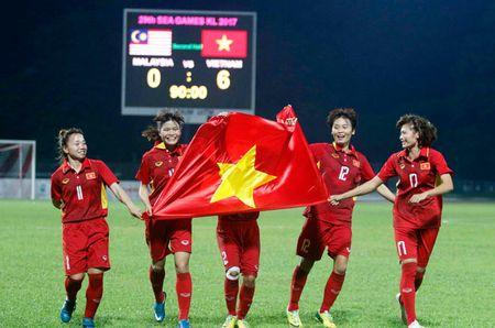 Su that vu cau thu nu VN mang thai van da SEA Games 29 gianh HCV - Anh 1
