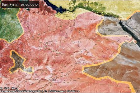 Tu lenh Luc luong Ho Syria truc tiep chi huy giai phong Deir Ezzor - Anh 2