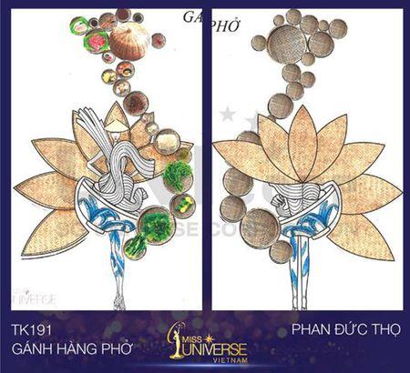 9X thiet ke trang phuc tu banh mi cho HH Hoan vu - Anh 3